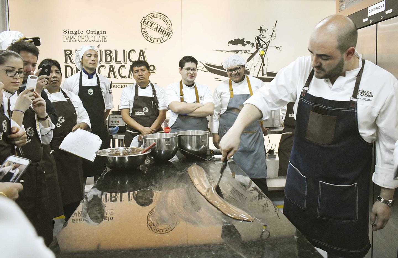 República del Cacao Pastry - Revista CLAVE Turismo Ecuador