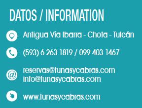Tunas & Cabras - CLAVE Turismo Ecuador
