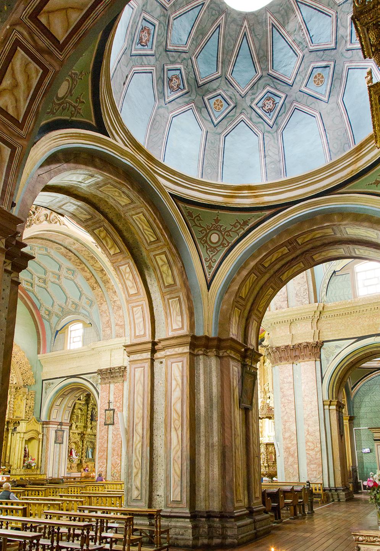 Sagrario Church - CLAVE Turismo Ecuador