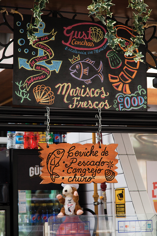 Mercado del Río - CLAVE Turismo Ecuador