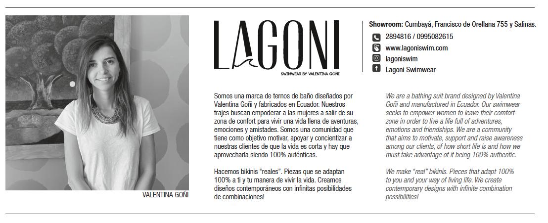 LAGONI - CLAVE Turismo Ecuador