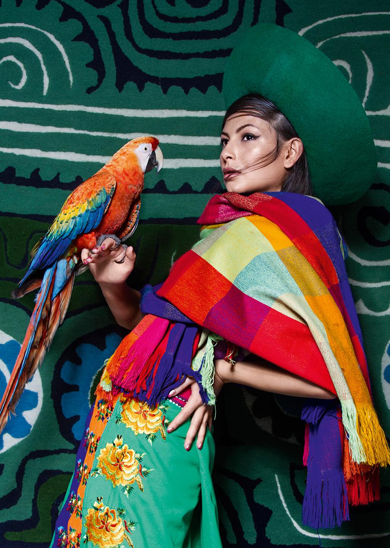 Olga Fisch - CLAVE Turismo Ecuador