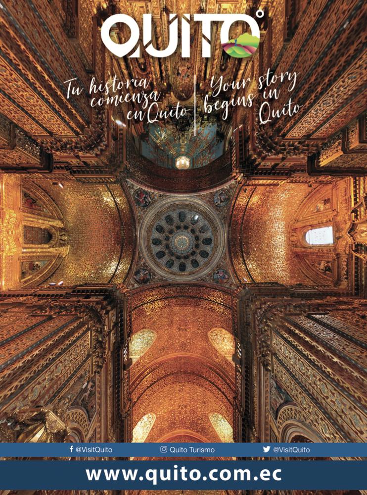 Quito Turismo - Revista CLAVE Turismo Ecuador