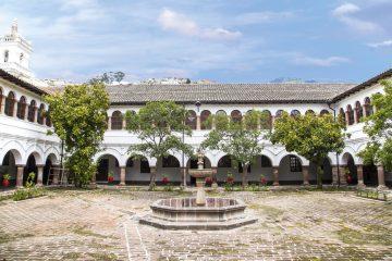 Centro Histórico Quito - Revista CLAVE!