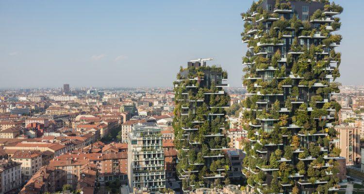 Jardines verticales - Revista CLAVE!