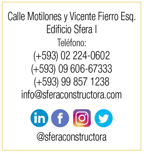 Sfera Constructora - Revista CLAVE!