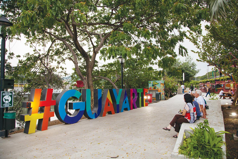 Guayarte - CLAVE! Turismo Ecuador