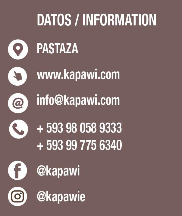Kapawi Ecolodge - CLAVE! Turismo Ecuador