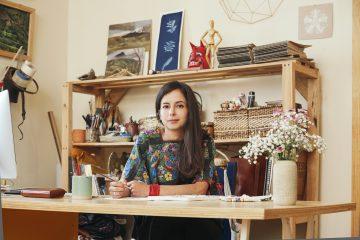 Claudia Anhalzer - Revista CLAVE!
