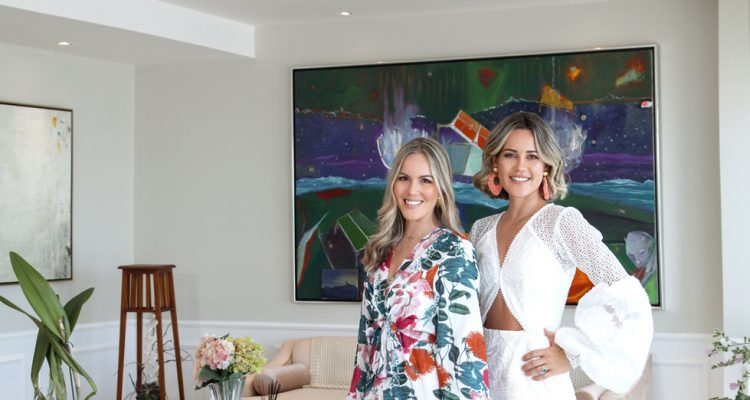 Daniela y Andrea Santos - Revista CLAVE!
