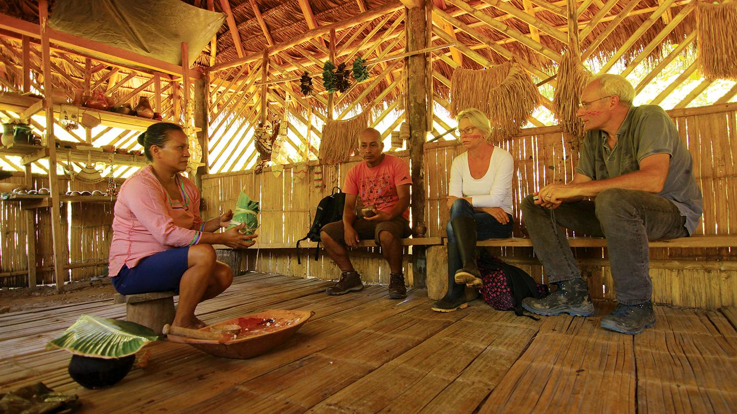 Suchipakari Lodge - CLAVE! Turismo Ecuador