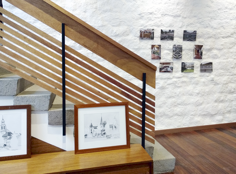 Residencia de Suiza - Revista CLAVE!