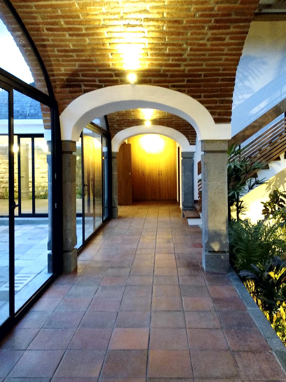 Colegio de Arquitectos - Residencia del Embajador de Suiza - Revista CLAVE!