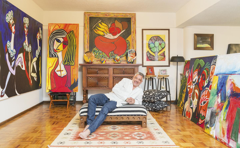 Cristóbal González - Revista CLAVE!