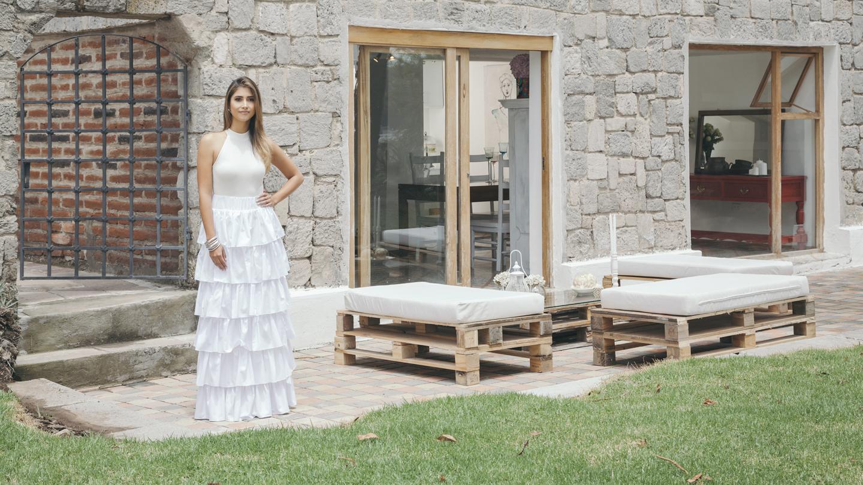 Cristina Rivadeneira - Revista CLAVE!