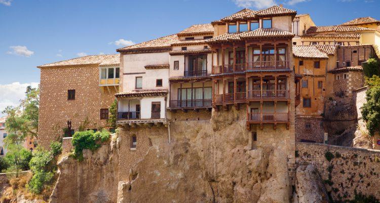Casas Colgadas, Cuenca España - Revista CLAVE