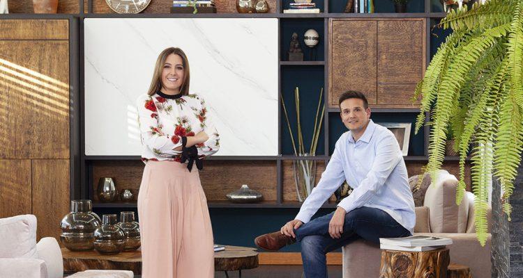 Santiago Larrea Uribe y Valentina Abedrabbo - Revista CLAVE!