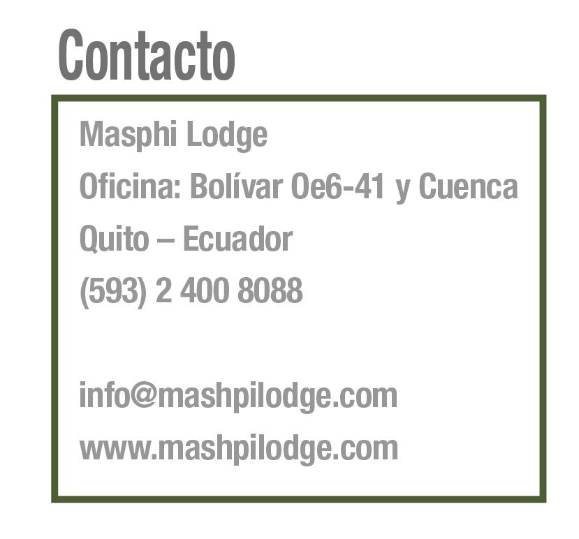 Mashpi Lodge - Revista CLAVE! Turismo