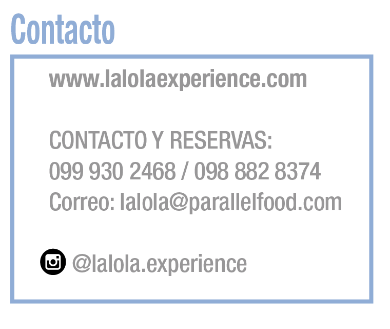 La Lola Experience - Revista CLAVE! Turismo