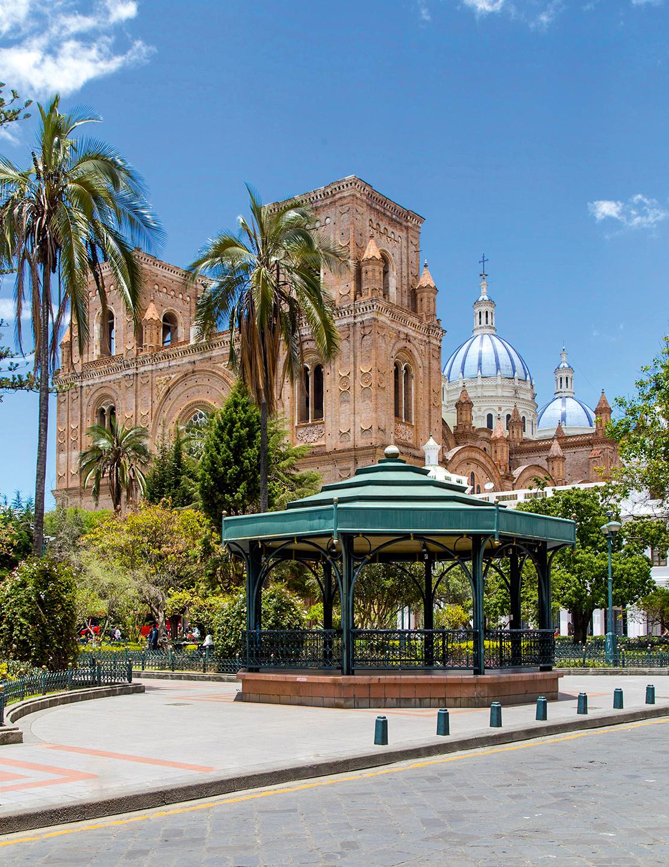 Paisajes únicos de Ecuador - Revista CLAVE! Turismo