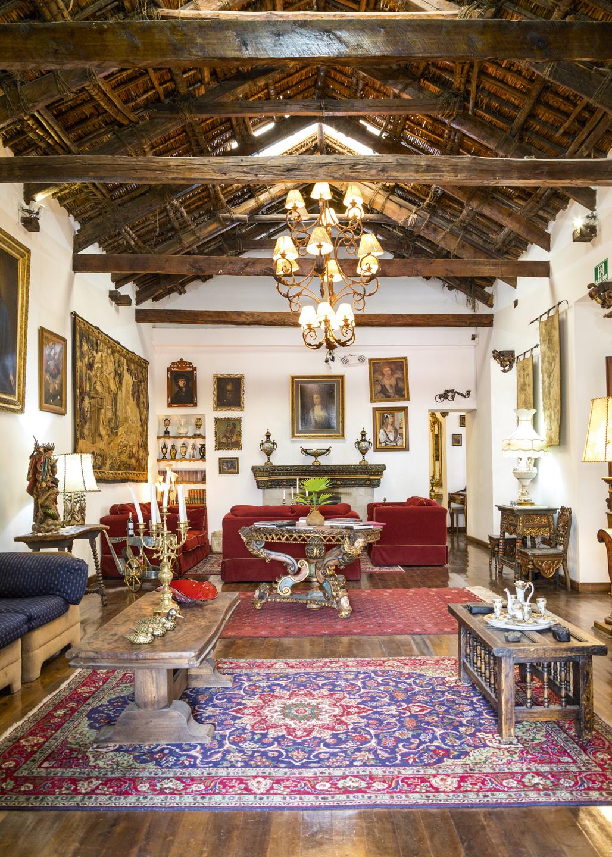 Casa San Marcos - Revista CLAVE! Turismo