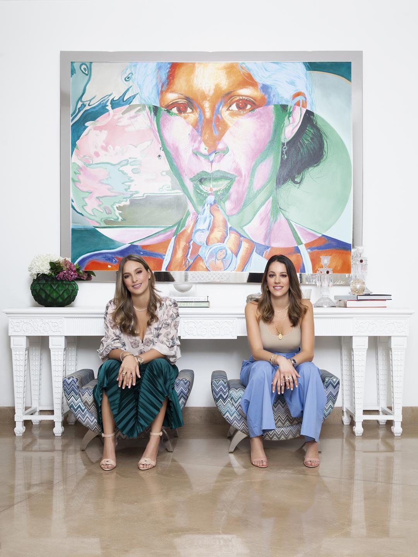 Luli y Ana Rita Antón - Revista CLAVE!