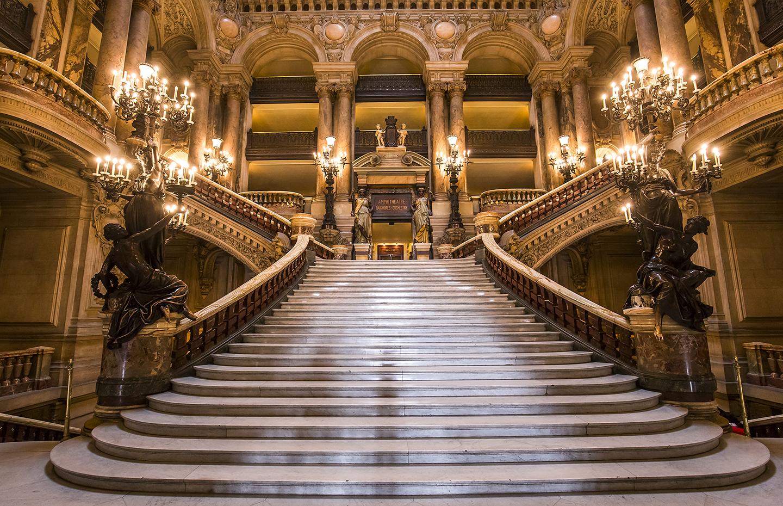 Ópera de Garnier - Revista CLAVE!