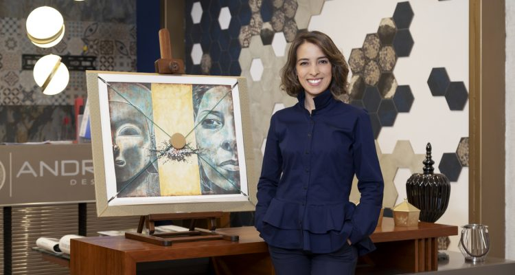 María Fernanda Andrade - Andra Design - Revista CLAVE 93