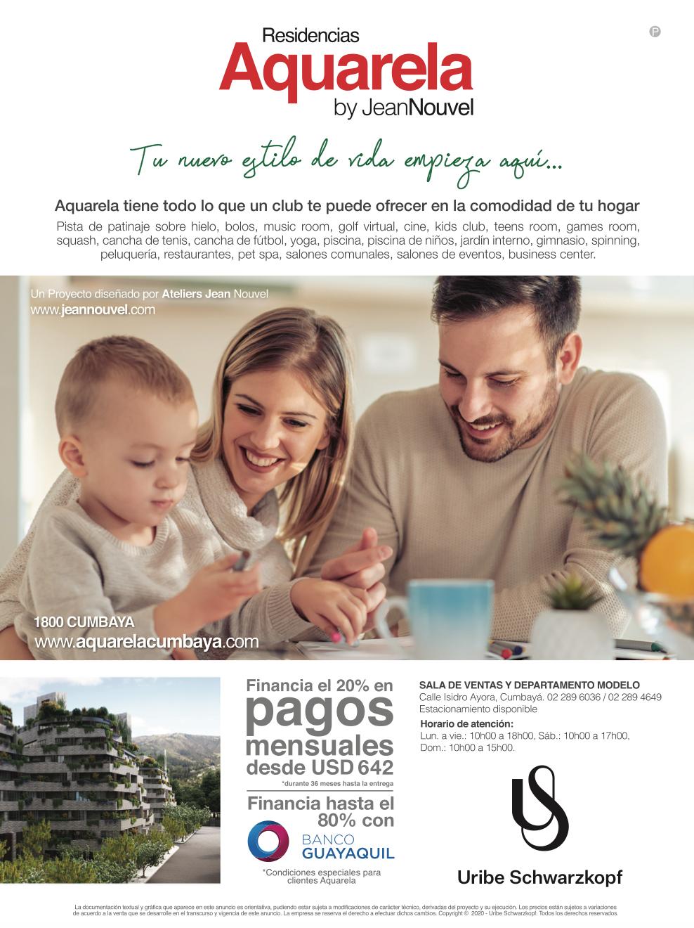 Aquarela - Revista CLAVE!
