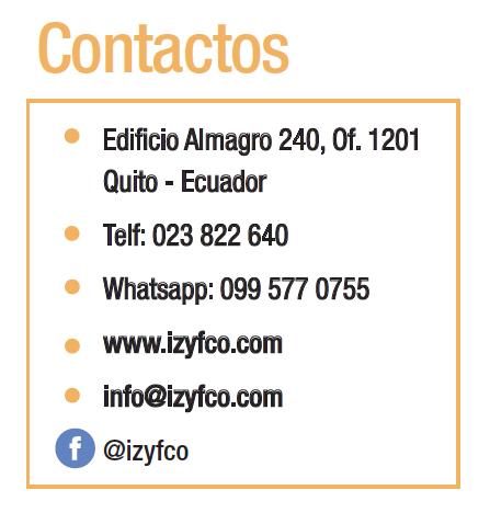 IZYFCO - Revista CLAVE! 95