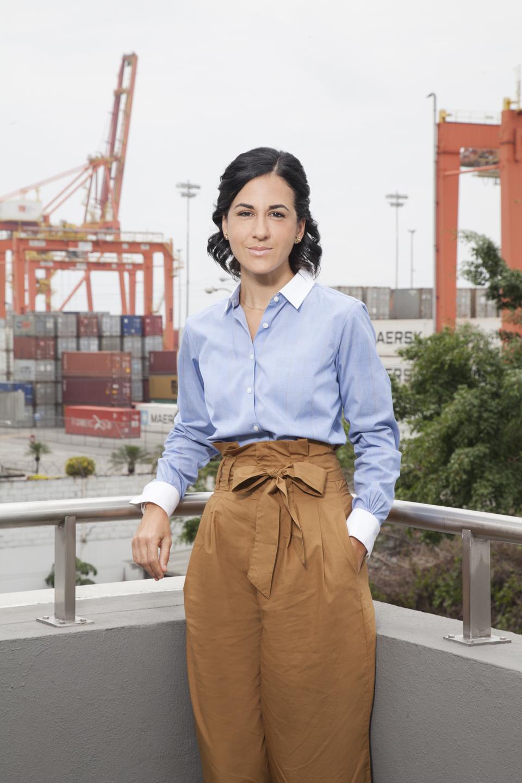 María Alejandra Muñoz - Revista CLAVE! 95