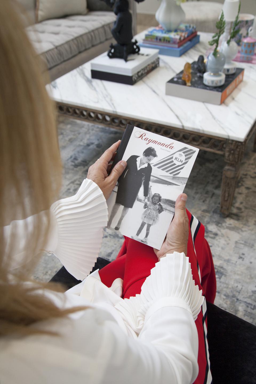 Janine Torbay - Revista CLAVE! 95