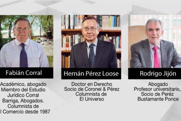 panelistas ley de ayuda humanitaria
