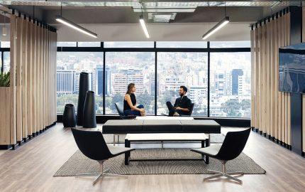 Contract Workplaces - Esperical Deoración 2021 Revista CLAVE!